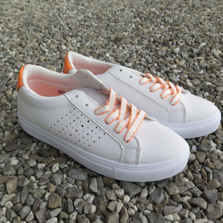 Sneaker Arancio2