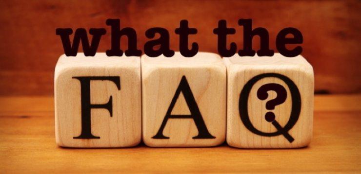 Veelgestelde vragen over bloggen