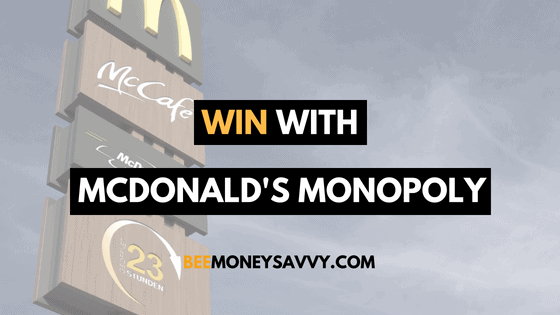 McDonald's Monopoly: How to Win