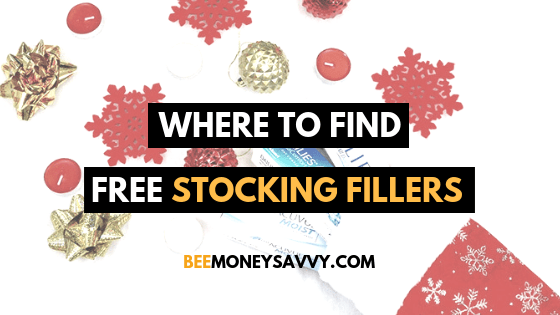 Where to Find Free Stocking Fillers