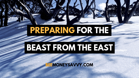 How to Prepare for the Beast from the East
