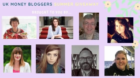 UK Money Bloggers Icons