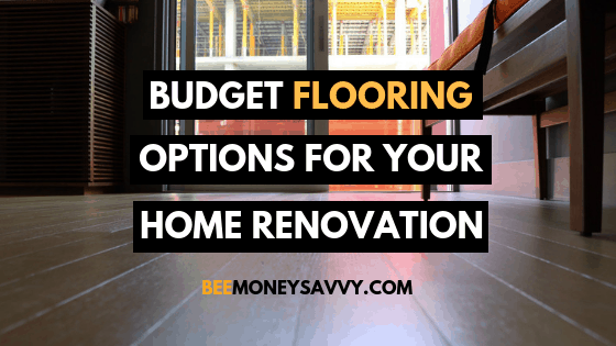 Your Home: Budget Flooring