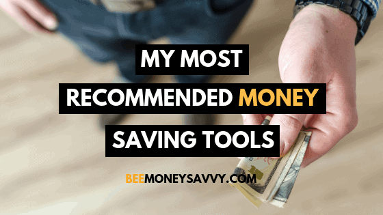 My most recommend money saving tools