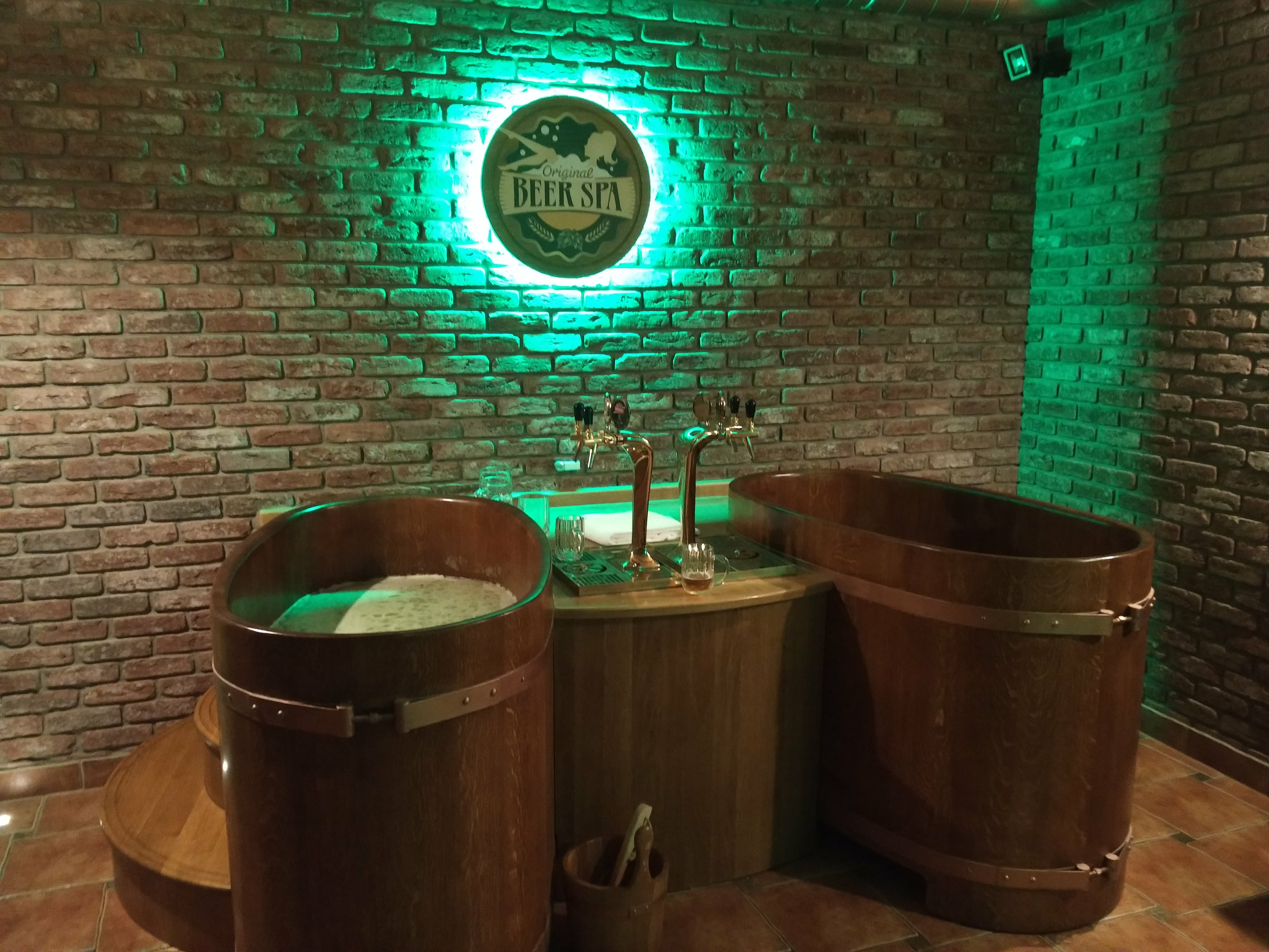 Beer spa in prague been around the globe for Best spa in prague