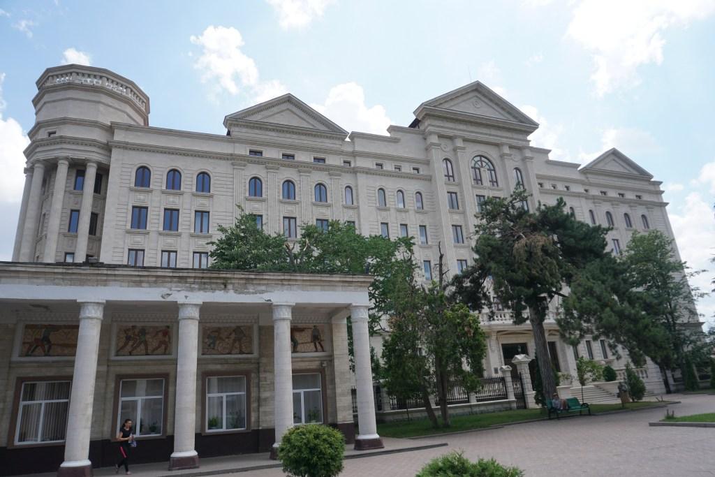 building chisinau