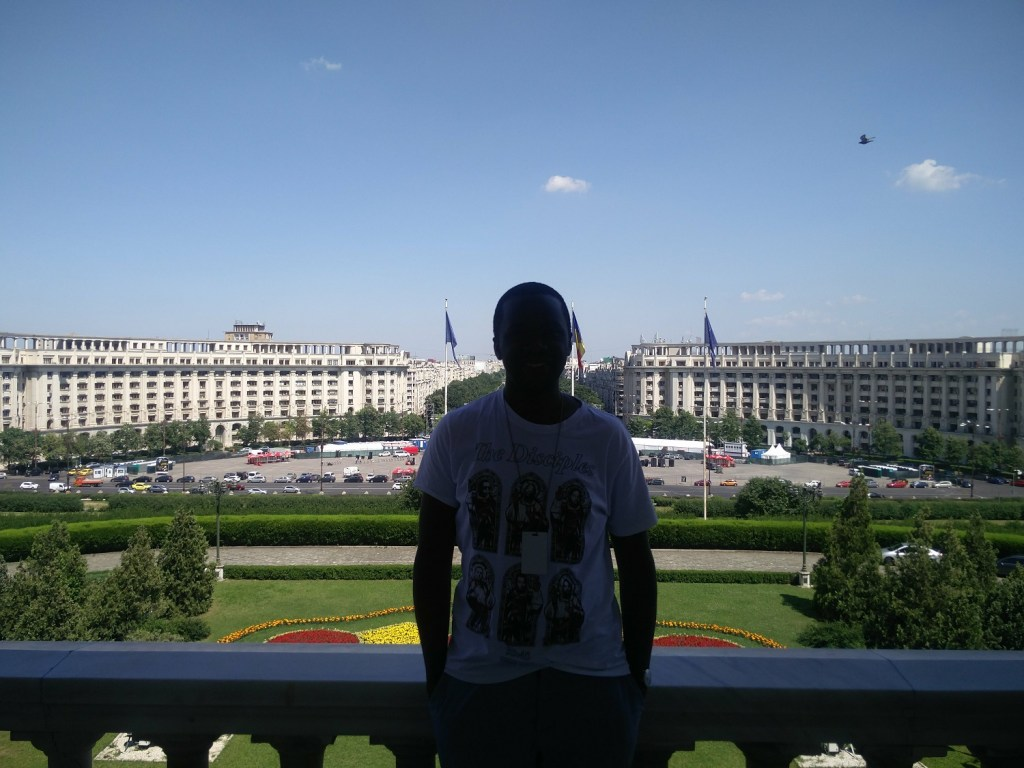 palace parliament bucharest