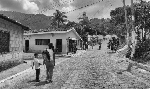 Motorcycling in El Salvador