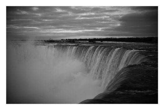 Niagara Falls - B&W