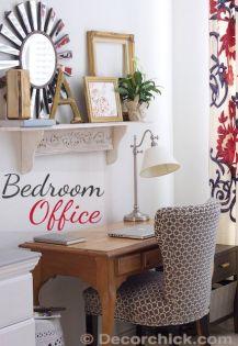 bureau dans la chambre2