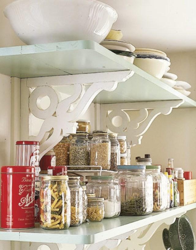 réutiliser des bocaux dans la cuisine