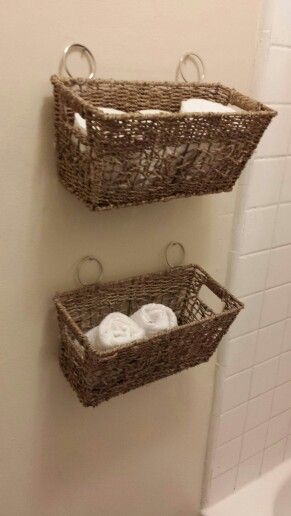 panier osier serviettes
