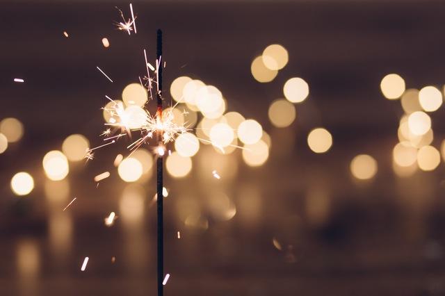Mes voeux pour cette nouvelle année 2017