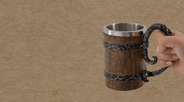 Beer Tankards from BeerAddicted