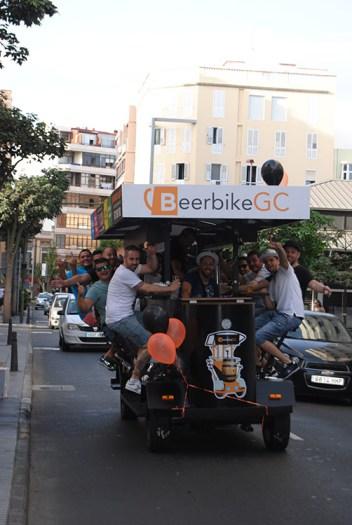 Beerbike Gran Canaria 2017