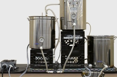 how viable is electric brewing herms  beer infinity