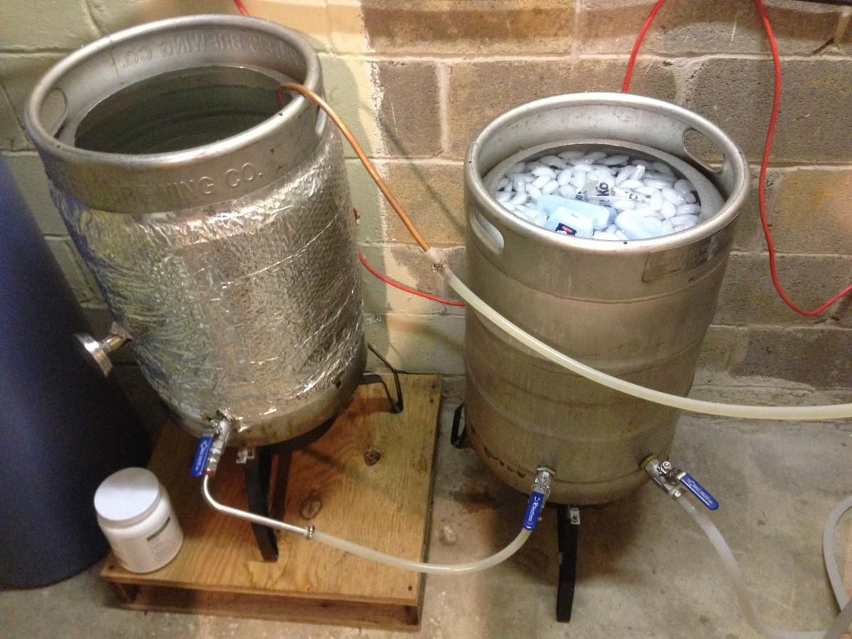 Brewing An Irish Red Ale Beer Infinity