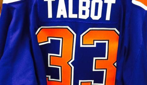 Will Cam Talbot really help the Oilers that much?
