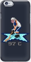 Protect your phone with the magnificence of 16-Bit McDavid!