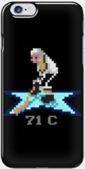 Grab a phone case or a t-shirt of 16-bit Malkin right now by clicking on the pic above!