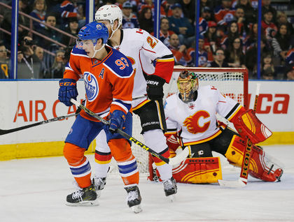 When's the last time the Flames and Oilers hooked up for a trade? Staios? Smid?