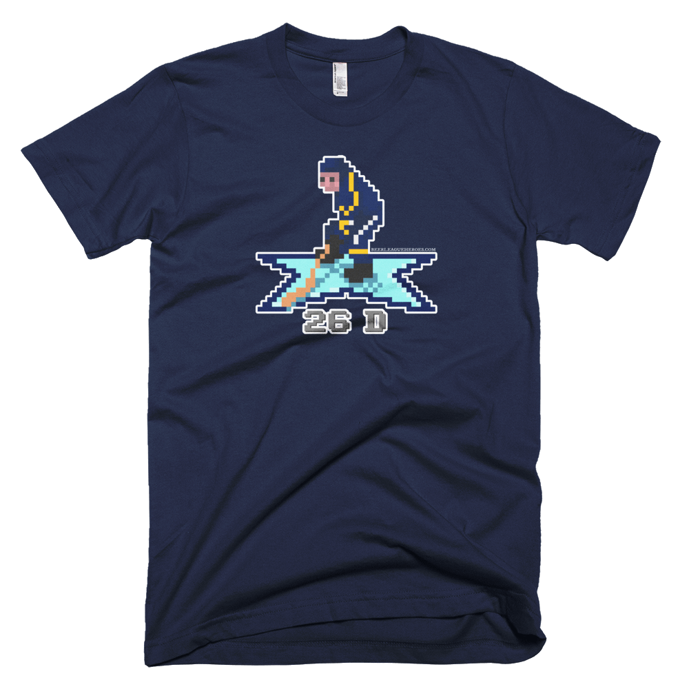 Rasmus Dahlin might turn out to be the best 16-bit defenseman of all time!  Grab his likeness today! Click the pic above! 1c218bc88ab
