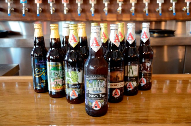 avery brewing