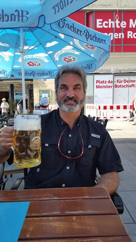 beer centric traveller