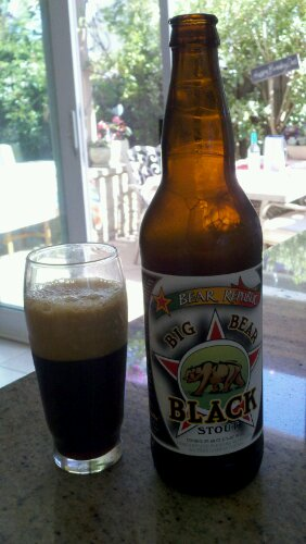Bear Republic Black Stout