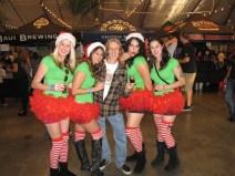EzE and the Brew Ho Ho gals