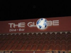 TheGlobeDineBar - exterior