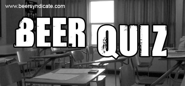 The Beer Quiz