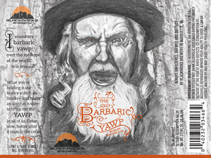 Blackrocks BreweryBarbaric Yawp