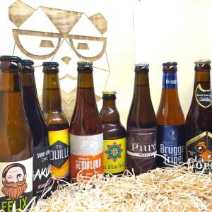 Bières artisanales Surprends-moi