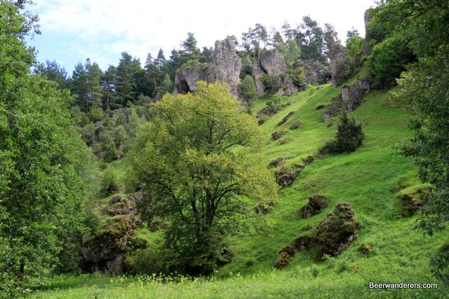 aufsess landscape