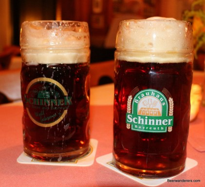 bayreuth schinner beer