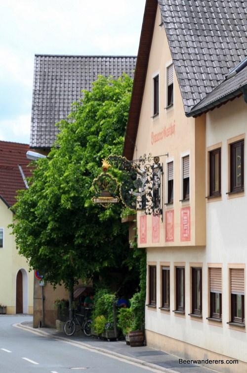 old pub exterior