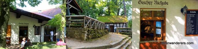 buttenheim löwenbräu keller banner
