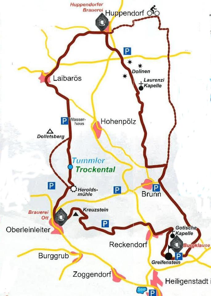 tummler map