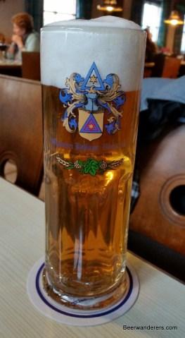 Brauerei Hubner Beerwanderers