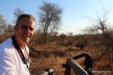 safari truck passenger