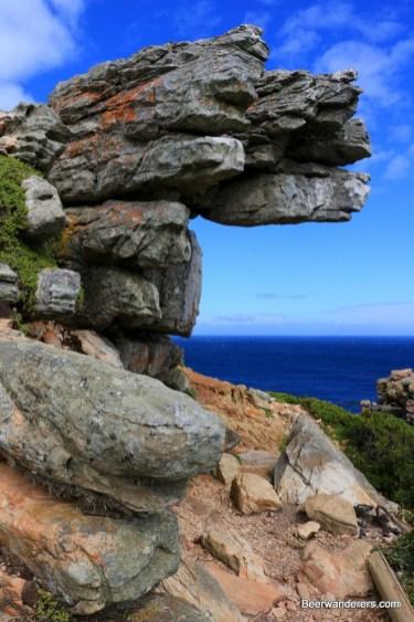 rocky trail cape hope