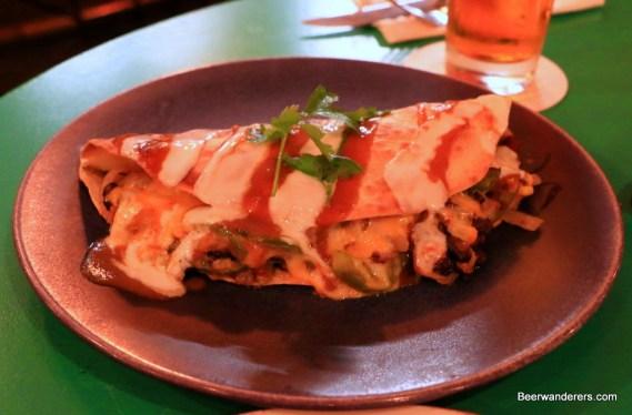 fish taco at Tuk Tuk
