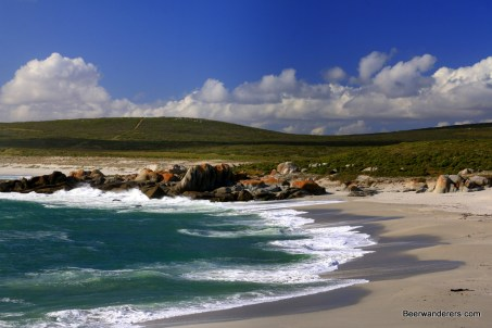 South Africa West Coast Beach