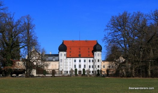 beer hiking bavaria castle