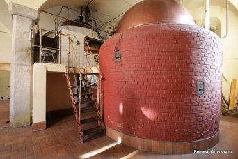 interior brewery
