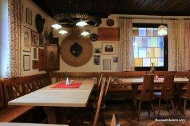 cozy pub interior