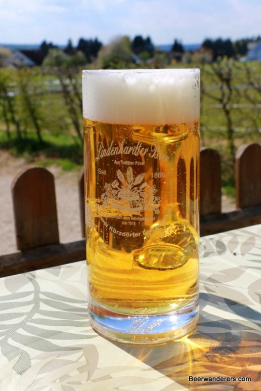 yellow beer in mug