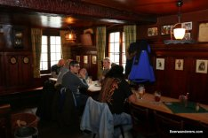 old cozy pub