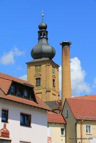 brewing chimney